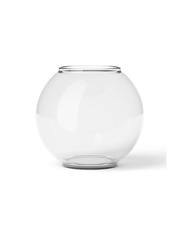 Form 70 vase i klar glas fra Lyngby Porcelæn