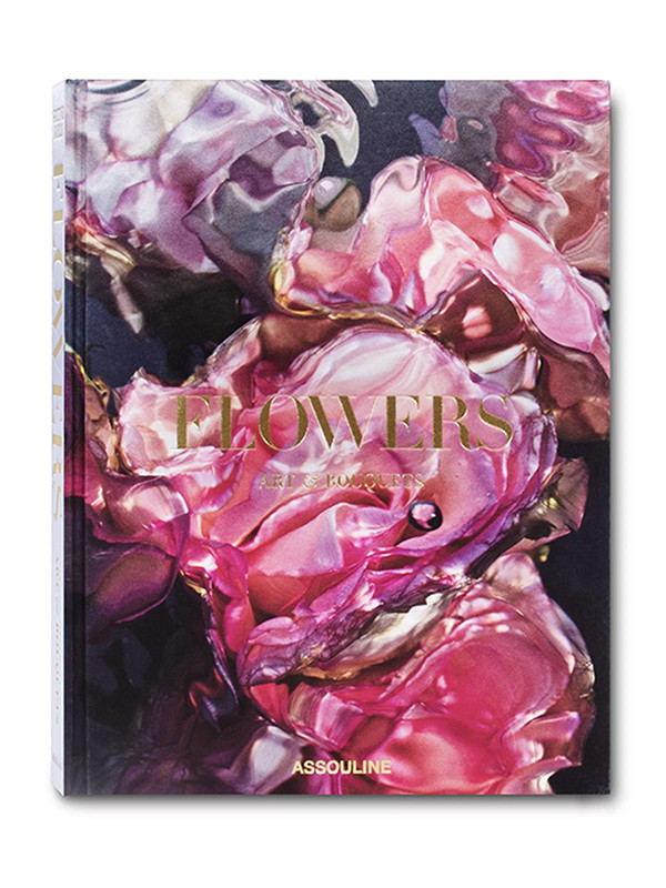 Flowers: Art & Bouquets bog fra New Mags