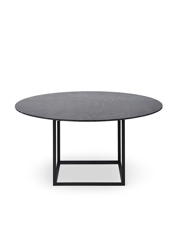 Jewel Table med sort Marquina marmor fra DK3