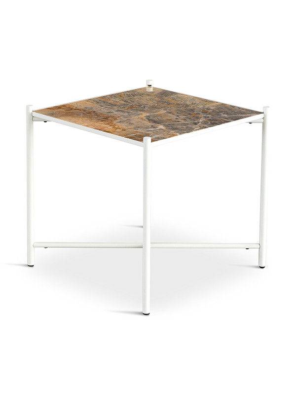 Sidebord, Colombe d'Or marmor fra HANDVÄRK
