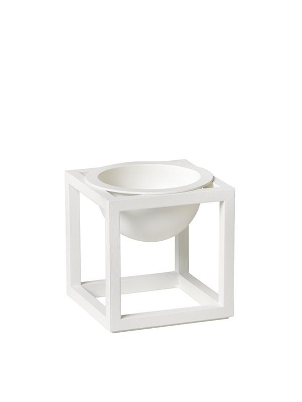 Kubus Bowl Mini hvid fra By Lassen