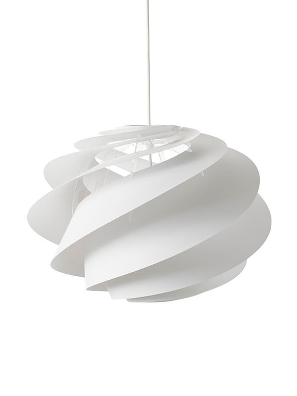 Swirl 1 (hvid) fra Le Klint