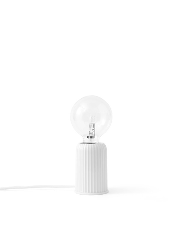 Fitting 03 bordlampe fra Lyngby Porcelæn