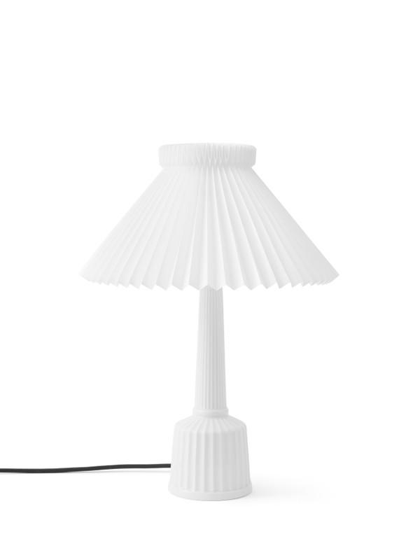 Lille Esben Klint bordlampe fra Lyngby Porcelæn