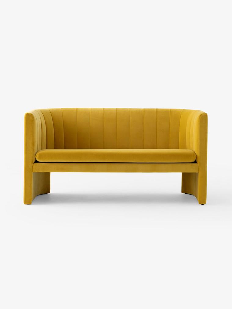Loafer SC25 sofa fra Andtradition
