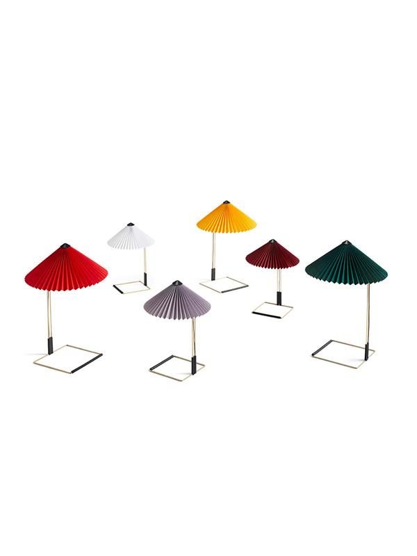 Matin bordlampe fra Hay