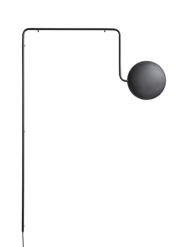 Mercury væglampe fra Woud