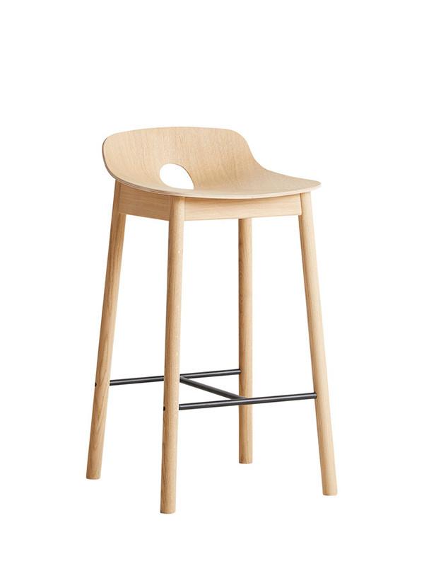 Mono barstol fra Woud