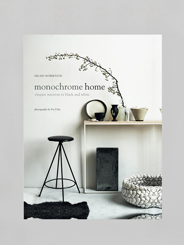 Monochrome Home bog fra New Mags