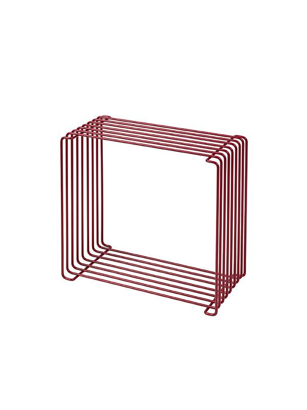 Panton Wire D20 i rød fra Montana