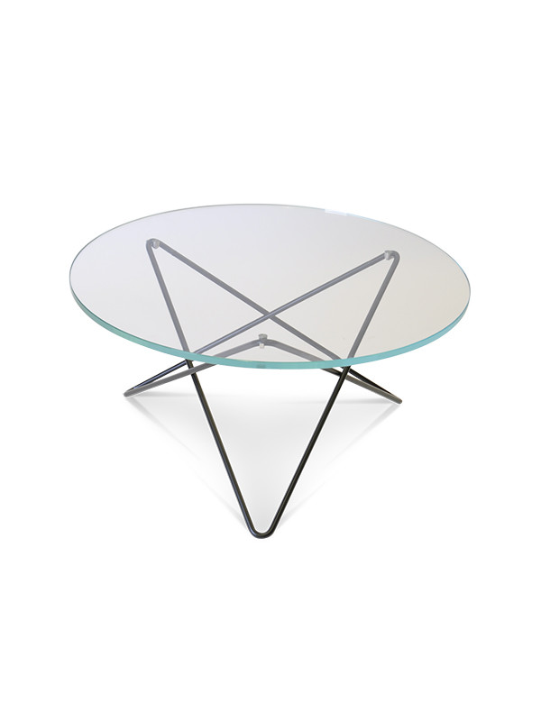 O Tables i glas fra OX Denmarq