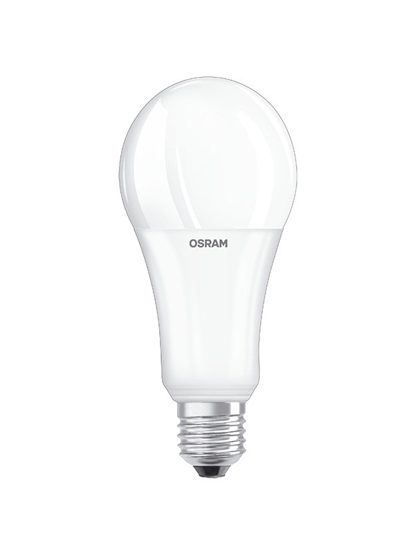 LED E25 GLS 21W pære fra Osram
