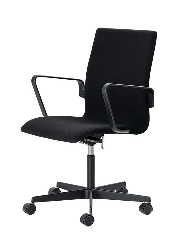 Oxford stol, lav ryg fra Fritz Hansen