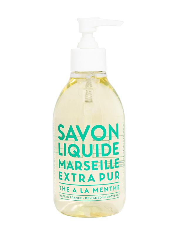 Extra Pur Mint Tea 300ml fra Sufraco Savon De Marseille