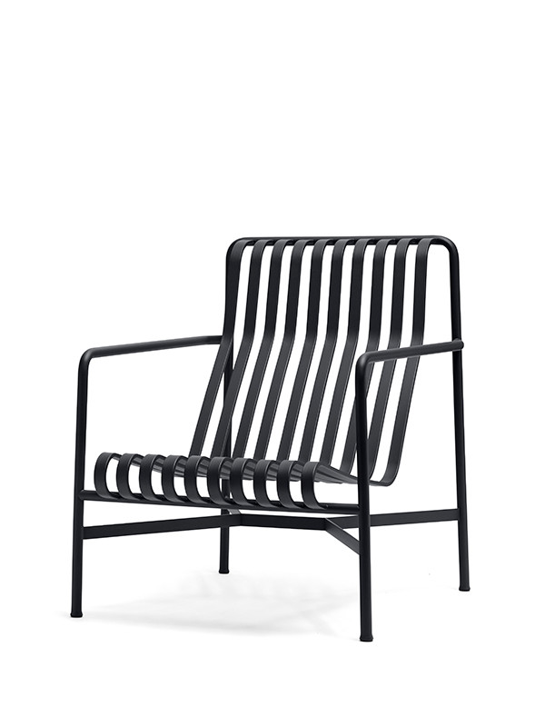 Palissade Lounge Chair High fra Hay