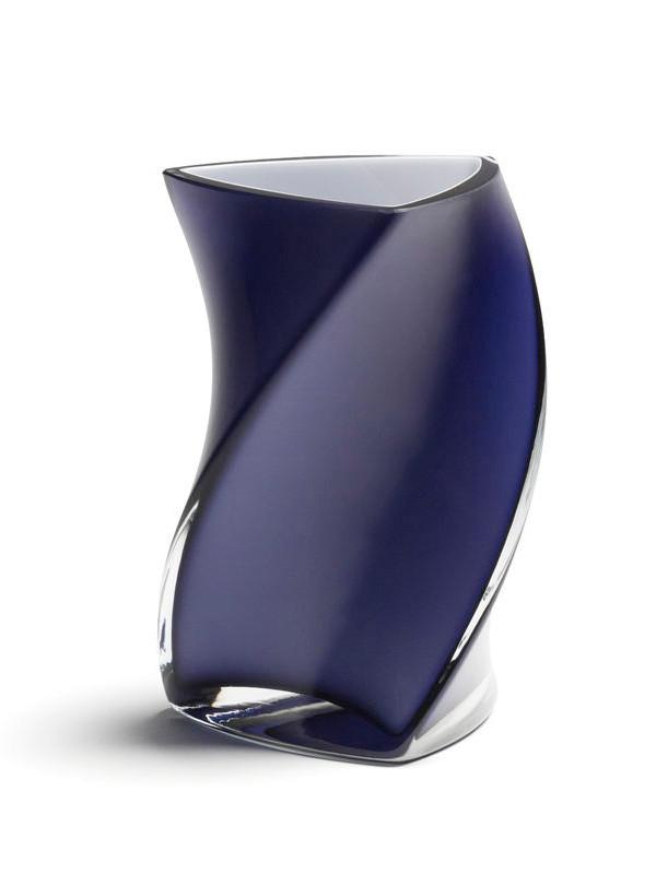 Twister vase fra Piet Hein (Lilla)
