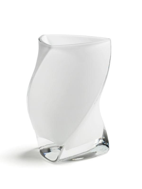 Twister vase fra Piet Hein (Opal)