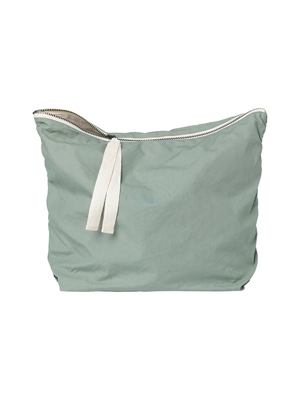 Pouch Heavy Poplin, Olive fra AIAYU