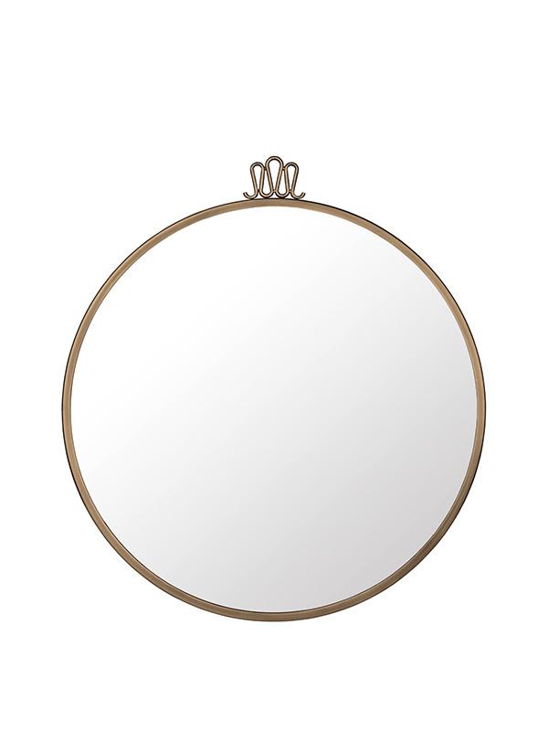 Gio Ponti Randaccio Spejl Ø60 fra Gubi