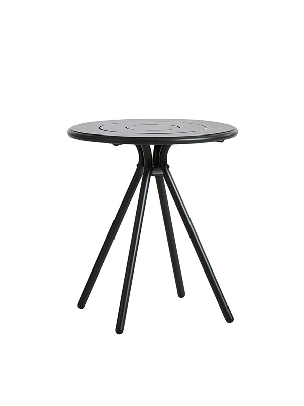Ray Round Café Table 65 fra Woud