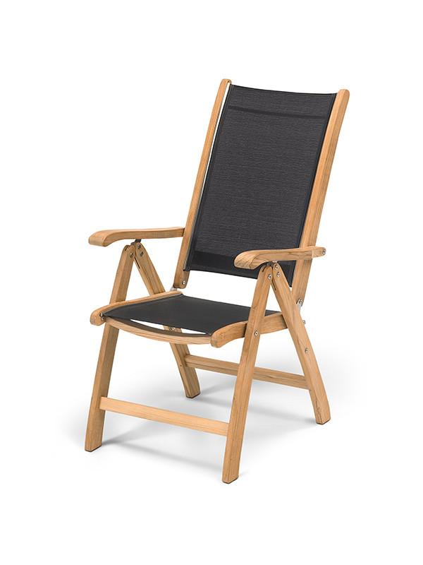 Columbus stol, sort fra Skagerak