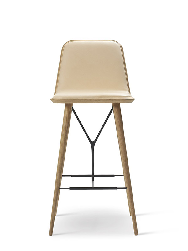 Spine Barstool fra Fredericia Furniture