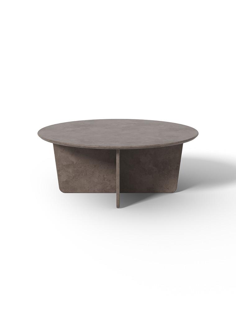 Tableau Coffee Table Ø100 fra Fredericia Furniture