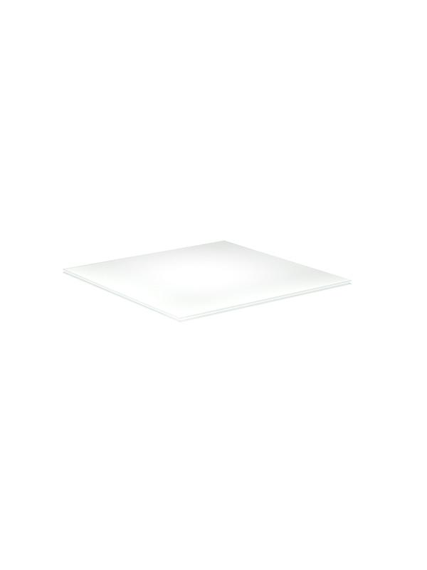 Hylde/side i opal akryl fra Grid