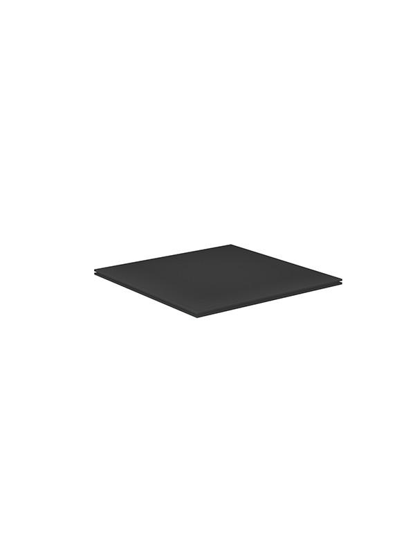 Hylde/side i lakeret mdf fra Grid