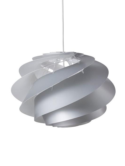 Swirl 1 (sølv) fra Le Klint
