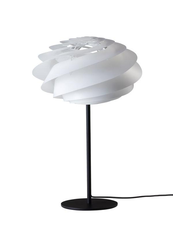Swirl bordlampe fra Le Klint