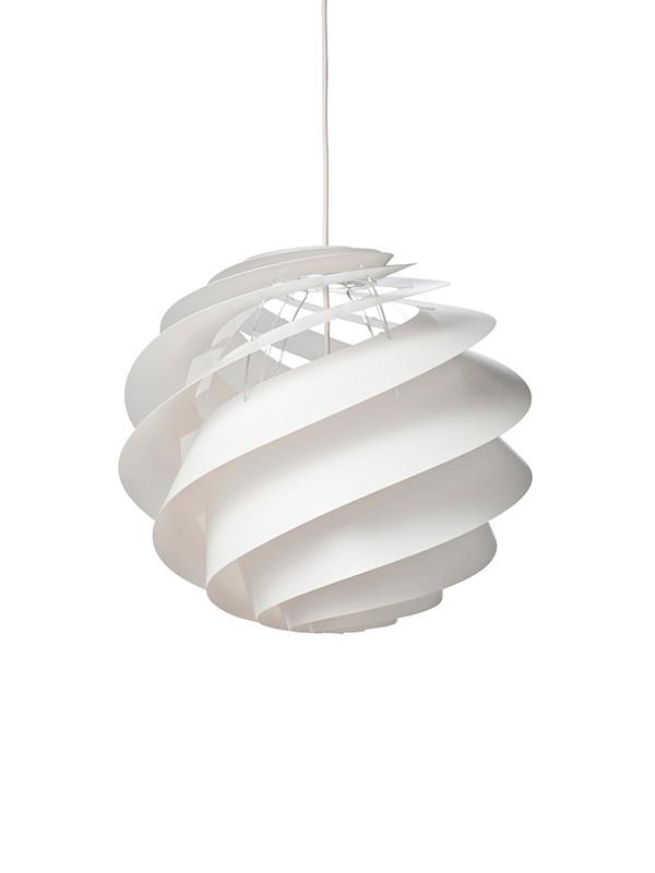 Swirl 3 (hvid) fra Le Klint