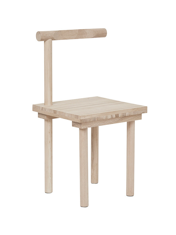 Sculptural stol fra Kristina Dam Studio