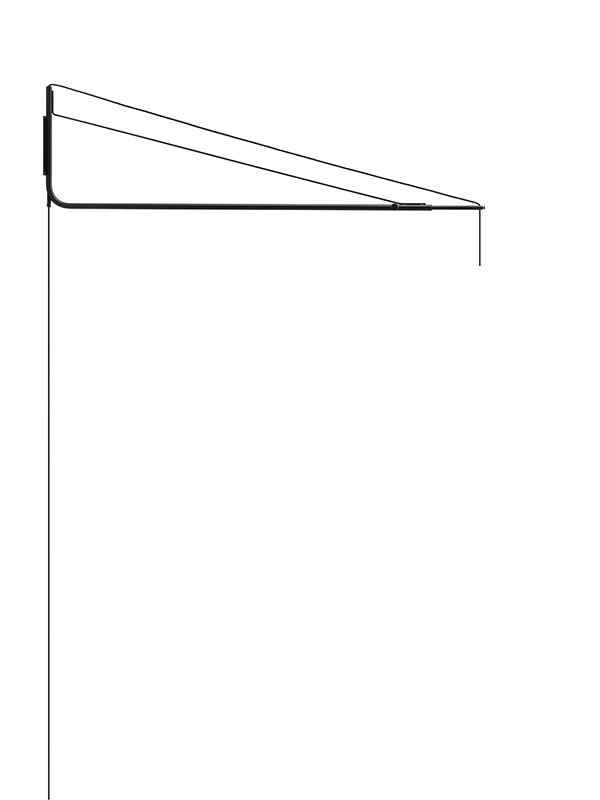 Varsi 1000 justerbar arm fra Secto Design