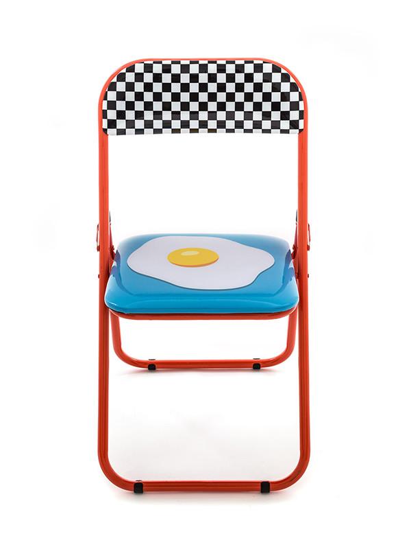 Egg klapstol fra Seletti