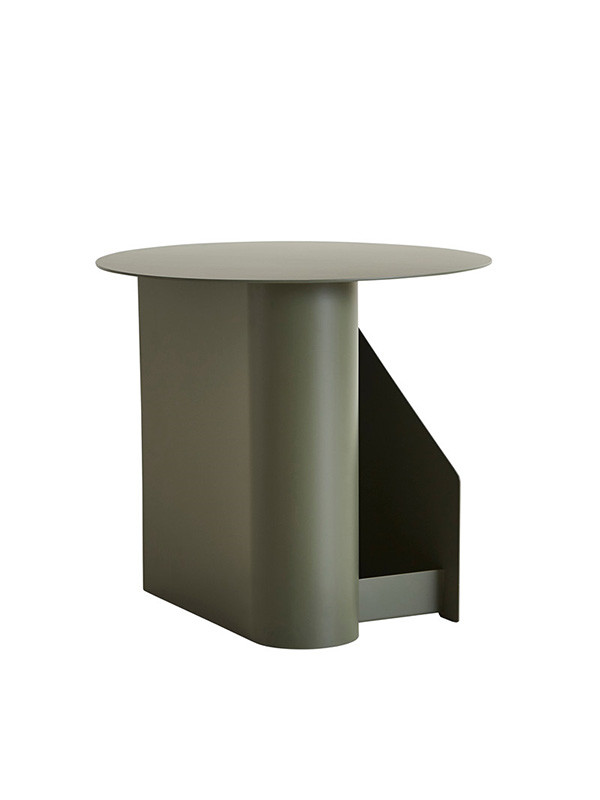 Sentrum side table fra Woud