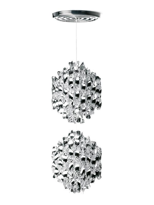 Spiral SP2 hængelampe af Verner Panton