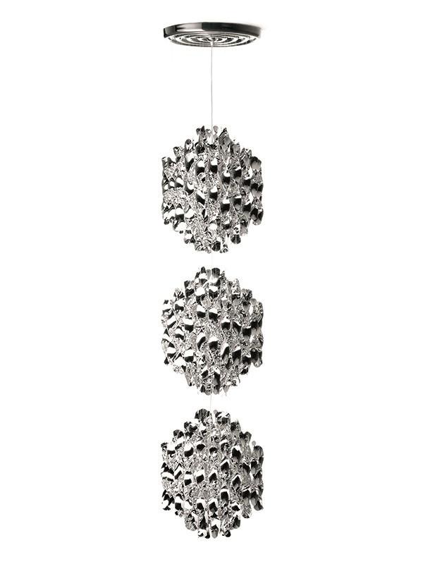 Spiral SP3 hængelampe af Verner Panton