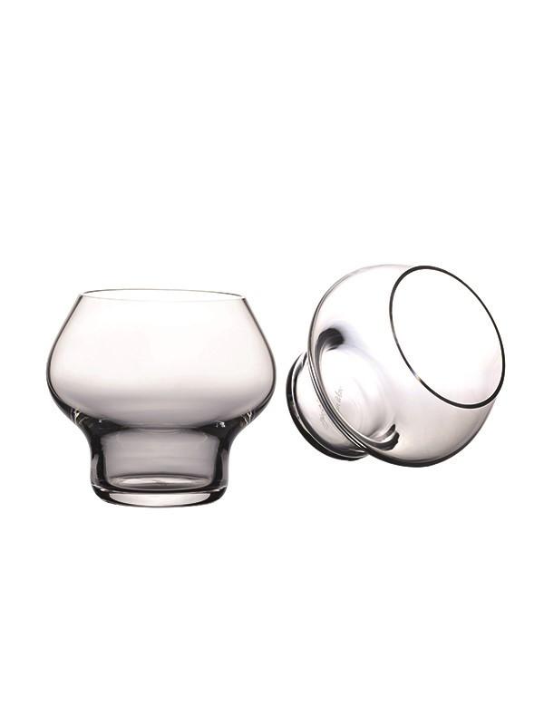 Spring glas (2 stk) af Jørn Utzon