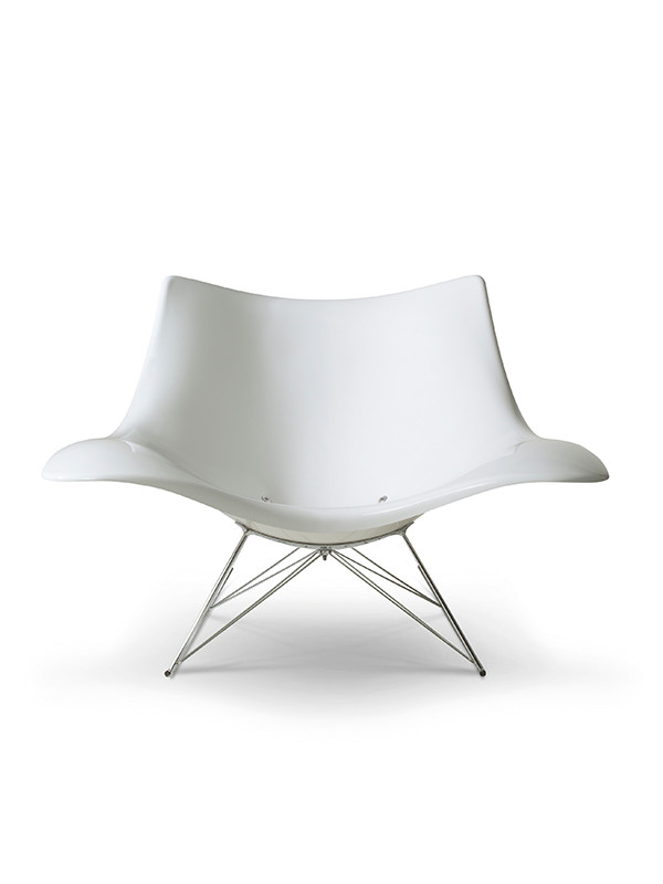 Stingray gyngestol fra Fredericia Furniture