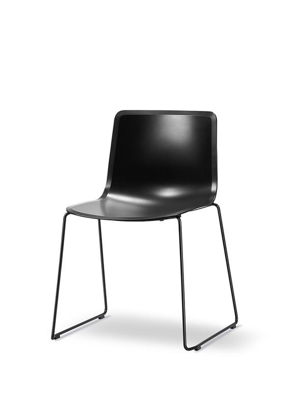 Pato stol, medestel fra Fredericia Furniture
