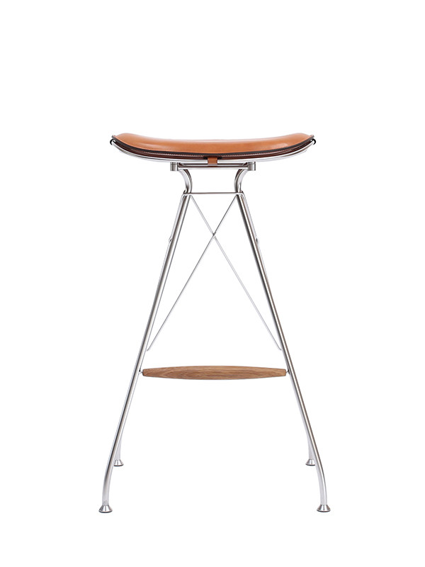 Wire Bar Stool fra Overgaard & Dyrman