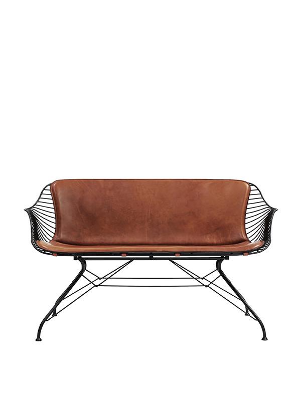 Wire Lounge Sofa fra Overgaard & Dyrman