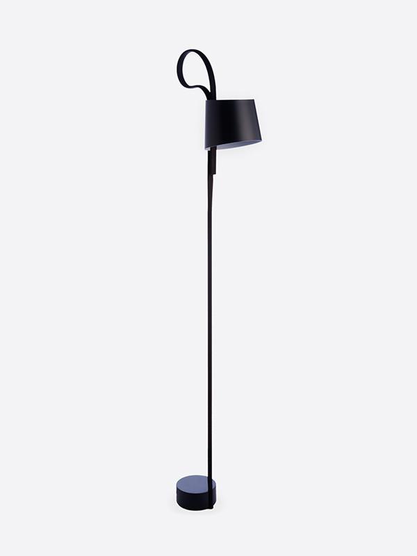 Rope Trick gulvlampe fra Hay
