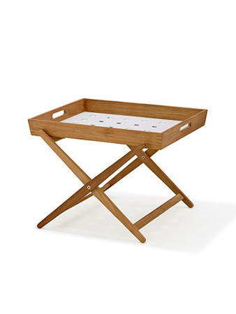 Amaze bakkebord, foldbar fra Cane-line