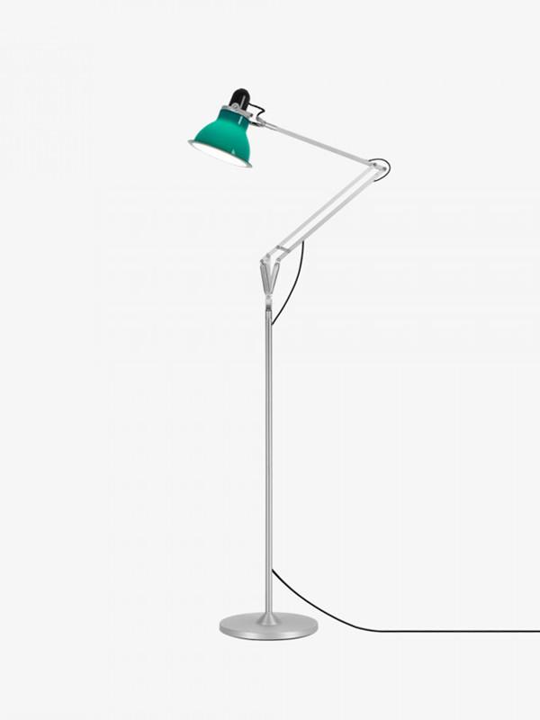 Type 1228 gulvlampe fra Anglepoise