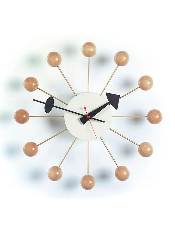 Ball clock fra Vitra