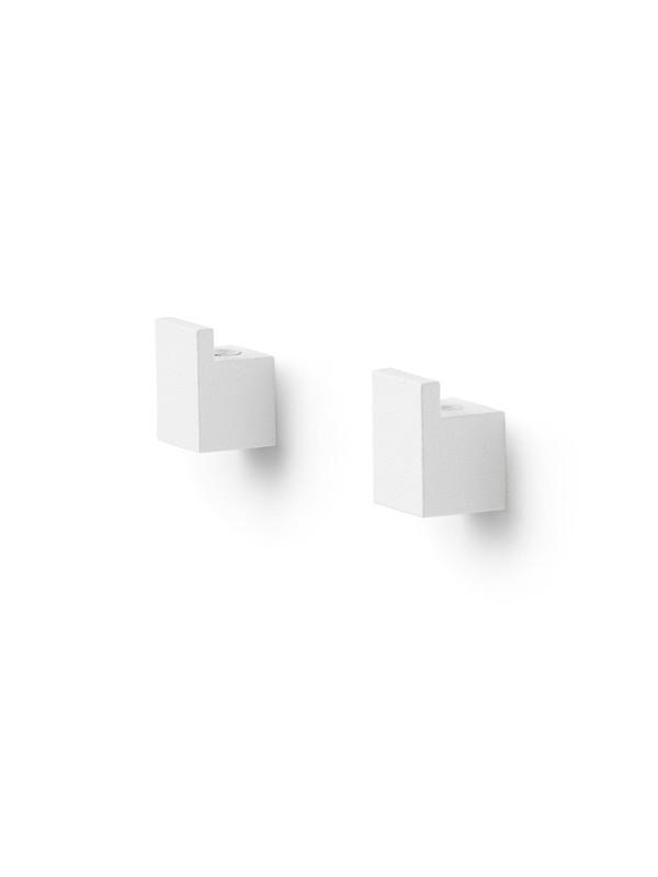 Kubus Wall i hvid fra By Lassen