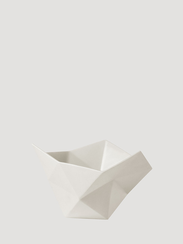 Crushed bowl fra Muuto
