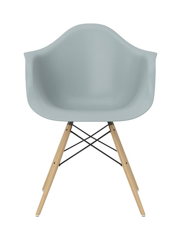 Eames Plastic Armchair (DAW), ahorntræ